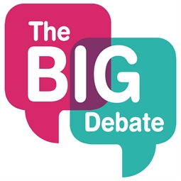 ~resized-The Big Debate logo_2_outlines